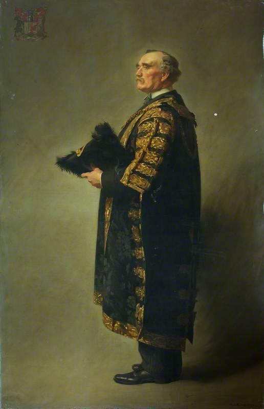 Williams, Margaret Lindsay, 1888-1960; Sir Robert Hughes