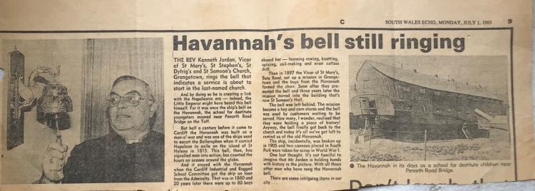 Havvanah Bell